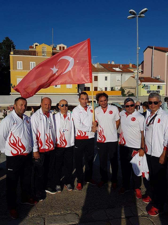 Zıpkınla Balık Avı Avrupa-Afrika Şampiyonası'nda Milli