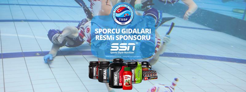 TSSF Sporcu Gıdaları Resmi Sponsoru